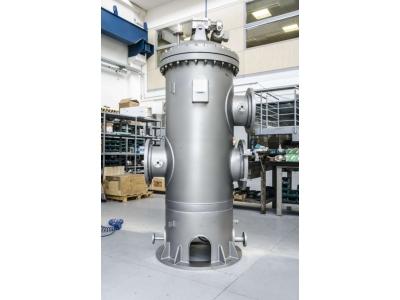Автоматический фильтр обратной промывки