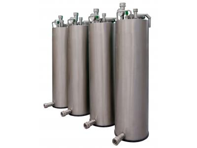 Ресивер для воздуха и технических газов