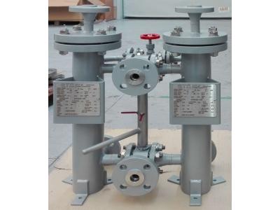 Filtro azoto duplex