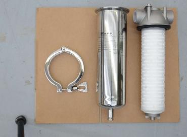 Патронные фильтры для жидкостей