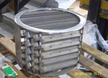 Металлический Сетчатый Сепаратор